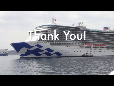 Majestic Princess Mediterranean and Adriatic Cruise May 7 to May 14 2017