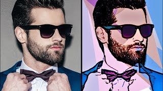 Photoshop: How to Quickly Create Stylish, Pop Art Portraits from Photos