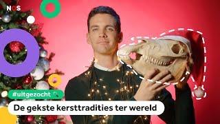 Huh?! Kerstfeest met paardenschedels, heksen en spinnenwebben! | UITGEZOCHT #7