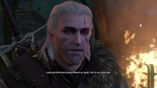 The Witcher 3: Flesh for Sale (Missable Quest)