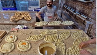 traditional-bazlama-bread-recipe-and-ramadan-bread-making