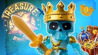 Treasure X • Otwieram sztabkę złota • Poszukiwacz • GOLD