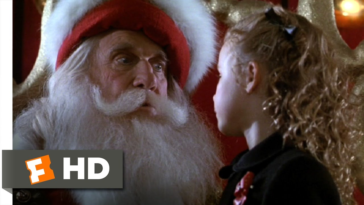 all i want for christmas 29 movie clip thats a pretty tall order 1991 hd - All I Want For Christmas 1991