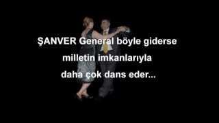 DANSÇI GENERAL Mehmet ŞANVER