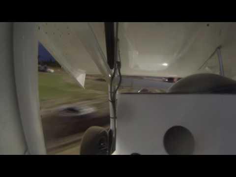 Ryan Bowers Princeton Speedway Flip