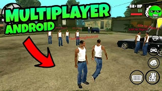 GTA San Andreas Android:Multiplayer Mod! (GTA SA-MP Android)