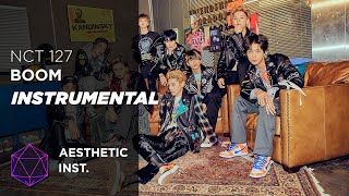 NCT 127 - Boom (Official Instrumental)
