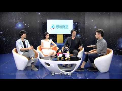 2013 Keanu Reeves: Talk show Tencent QQ (China)