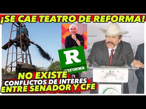 """MEDIOS acusa Conflicto de interés en MORENA con CFE """"Se les cae el teatro"""""""
