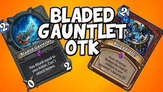 Bladed Gauntlet OTK - 41 Damage To Face