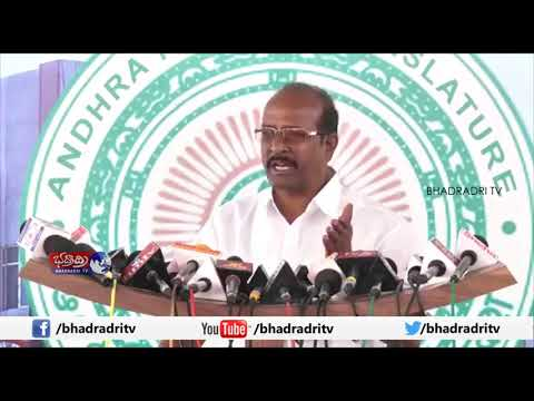 TDP MLC Babu Rajendra Prasad Fires On Telugu Cinema Industry || Bhadradri tv