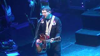 The Decemberists - On The Bus Mall @ Chicago Theatre 4/10/18