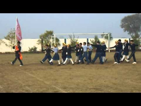 Podar International School Vadodara   Republic Day Celebration 2015