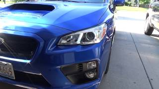 2015 Subaru WRX: What I dislike about my Subaru WRX, a few nagging thoughts on what can be improved