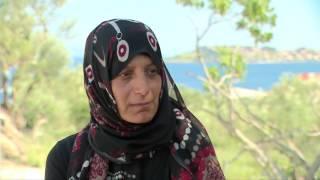 قصة حب سورية:  الحب والفقدان في ليسبوس