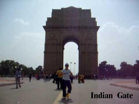 IMT exchange students in Delhi