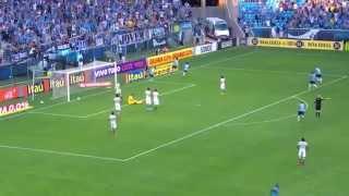 Gol Do  Barcos Contra o  Corinthians  24/08/2014