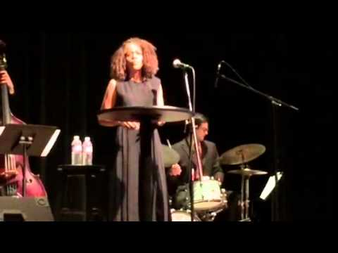 Paula West sings Dylan