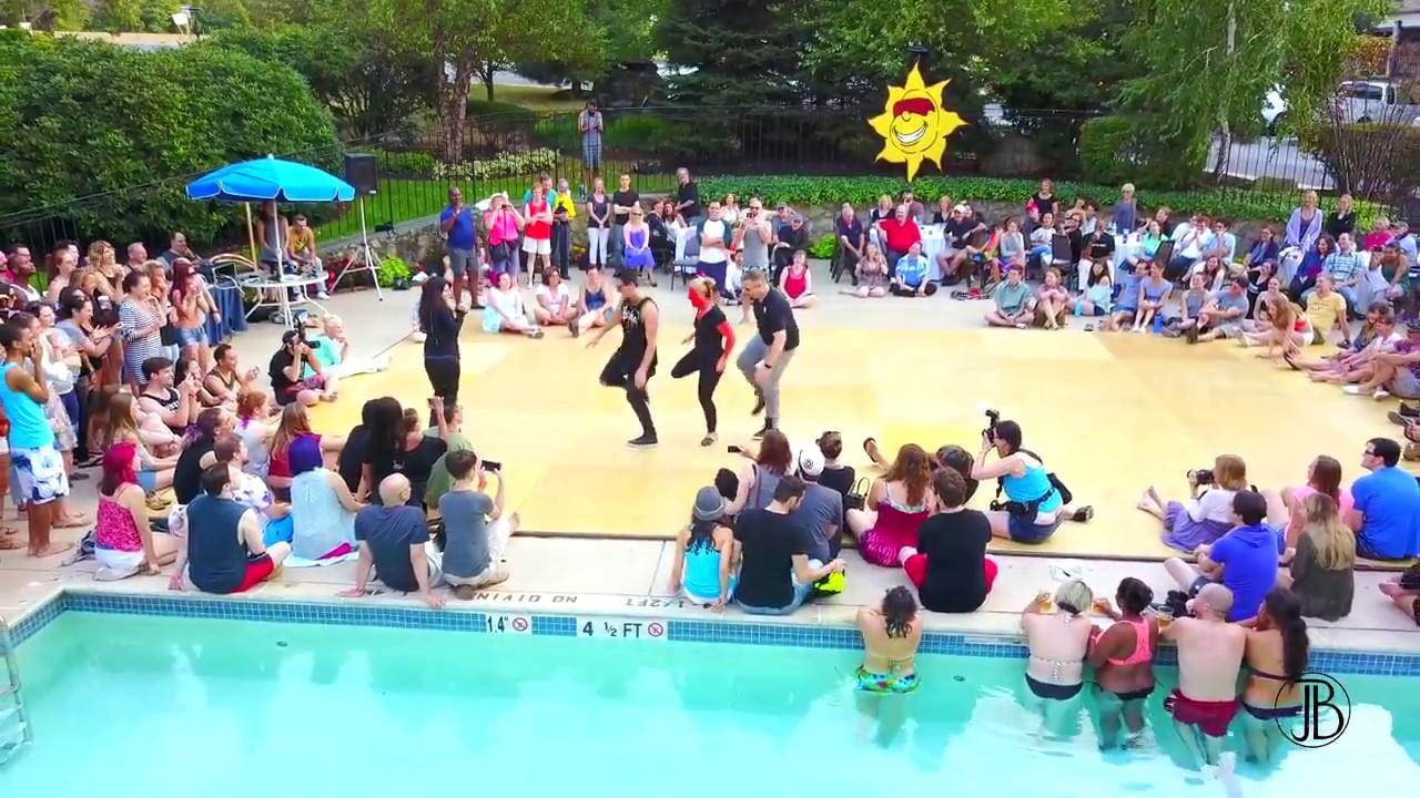 Applejacks battle - Kyle Redd vs Jordan Frisbee - Summer Hummer 2017
