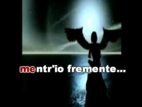 Giacomo Puccini Elucevan le stelle Karaoke