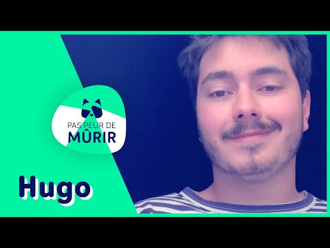 Hugo, déconfiné et confiant.