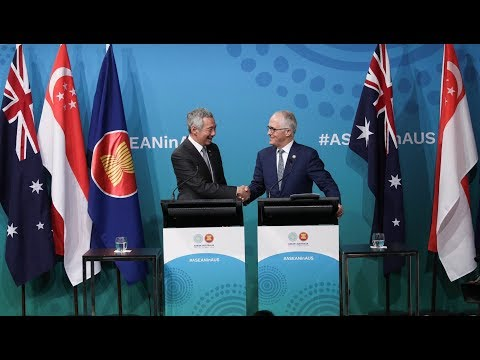 Joint Press Conference at ASEAN-Australia Special Summit
