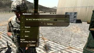 Arma 2 OA UO Training