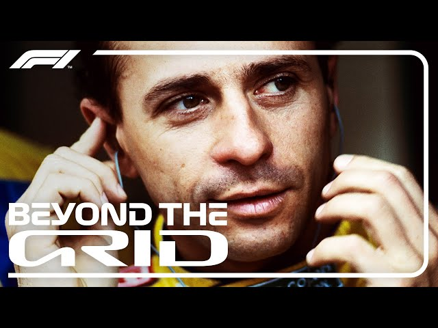 Roberto Moreno's Incredible F1 Journey   Beyond The Grid   F1 Official Podcast