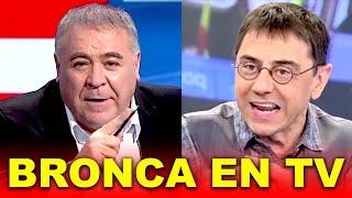 Ferreras ESTALLA contra Monedero