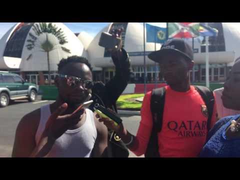 Mt number one- interview (Burundi media)