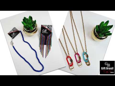 Assista: Vídeo institucional para empresa Gift Brasil Bijoux