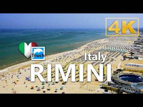 Rimini, Italy - 4K