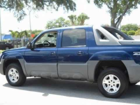 I AM READY TO ROLL 2002 CHEVROLET AVALANCHE Z71  YouTube
