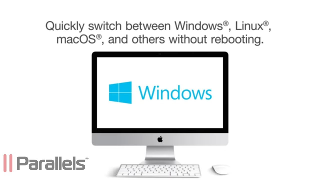 How to Run Windows on Mac : Parallels Desktop 13 for Mac