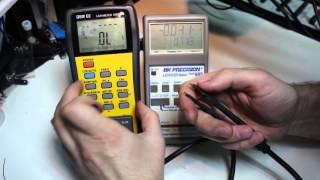 092 Проверяем емкость и ESR электролитических конденсаторов с материнской платы.(https://goo.gl/FWpf2u Схемы на ноутбуки - https://yadi.sk/d/NjaM201lmmbER Канал дочки - https://www.youtube.com/watch?v=qB-wiG3-uDkДиагностика и ..., 2015-12-26T03:08:15.000Z)