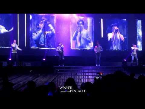 [PENTACLE] 150117 WINNER WWIC 2015 IN SHANGHAI Tonight [1080P]