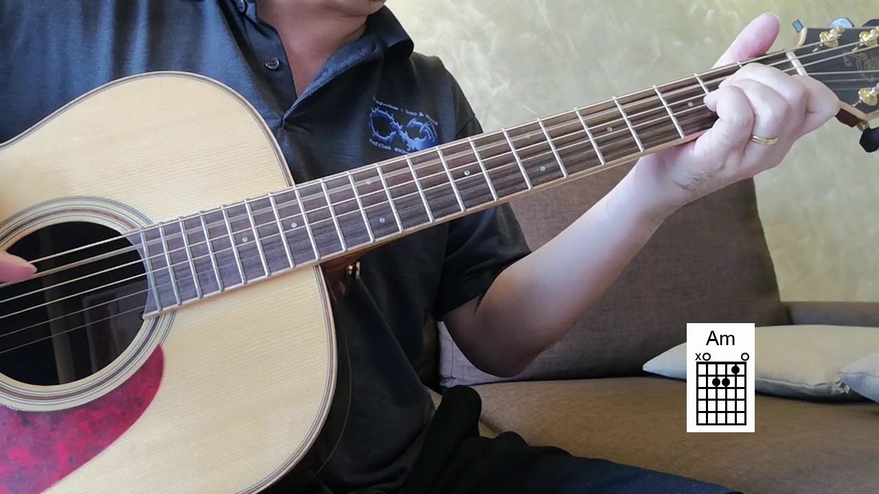 Jeremy Zucker | Comethru | Guitar Chords