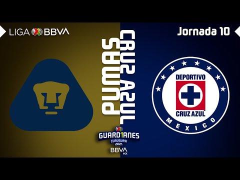 U.N.A.M. Pumas Cruz Azul Goals And Highlights