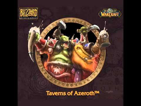 Taverns of Azeroth Soundtrack - Temple of the Moon