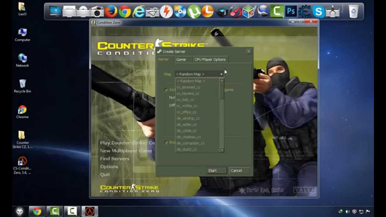 Counter-strike 1.6 warzone skin