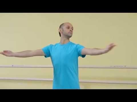 Народные танцы. Самопляс. Урок 01     Позиции рук в народном танце