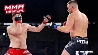 DFN 5: Michał Orkowski vs Hazbi Edelbiev [NOKAUT]