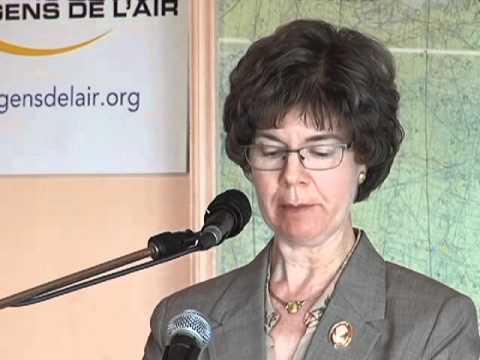 L'Association des gens de l'air Conférence de presse 15 mai 2012