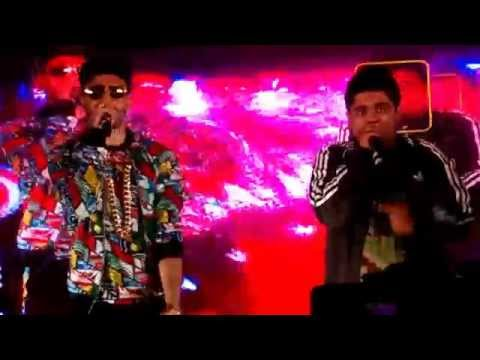 Ranveer Singh rapping at Adidas Originals Event in Bangalore