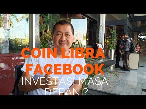 Coin Libra Investasi Crypto Curruncy Masa Depan Dari Facebook.