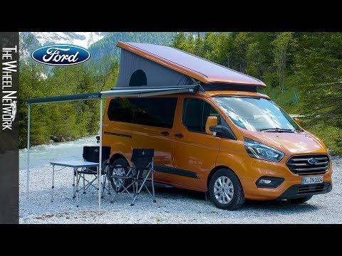 2019 Ford Transit Custom Nugget RV in Slovenia