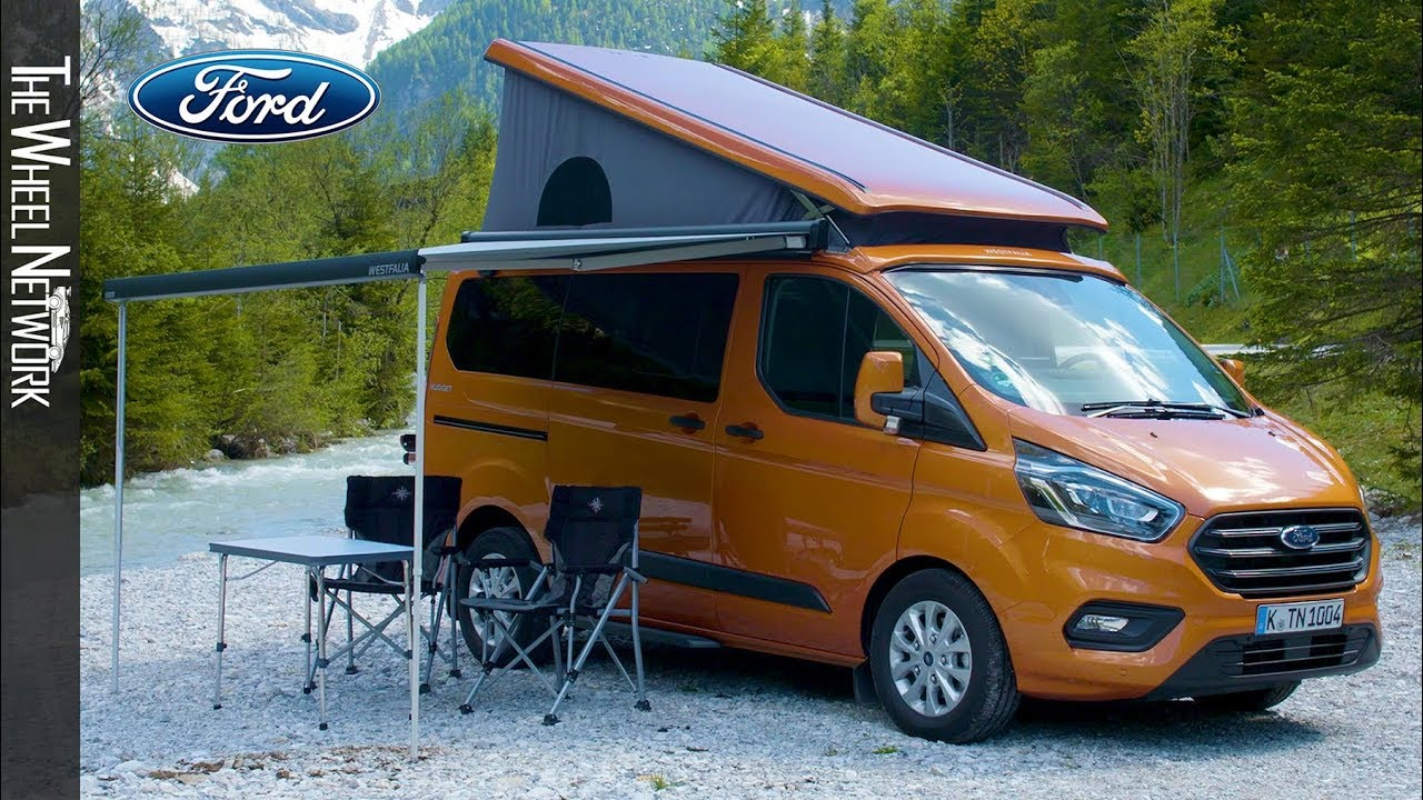 2019 Ford Transit Custom Nugget Rv In Slovenia Youtube