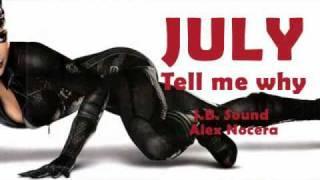 Baixar JULY - Tell me why - JB Sound mix