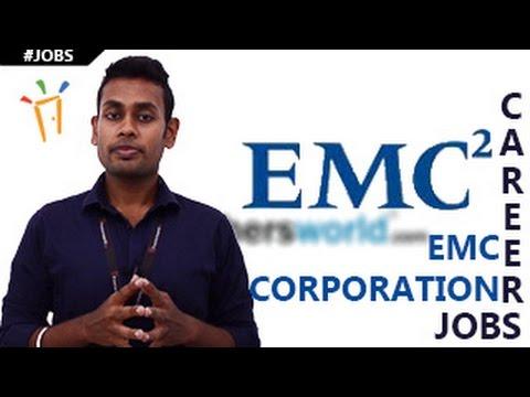 EMC Corporation  – Recruitment Notifications, IT Jobs,Career, Oppurtunities,Campus Placements