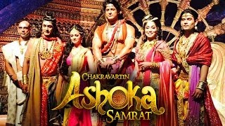 Chakravartin Ashoka Samrat 10 Years LEAP | New Actors | Mohit Raina | Soumya Seth